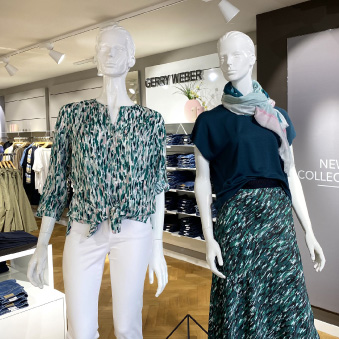 House of Gerry Weber bei Bantlin